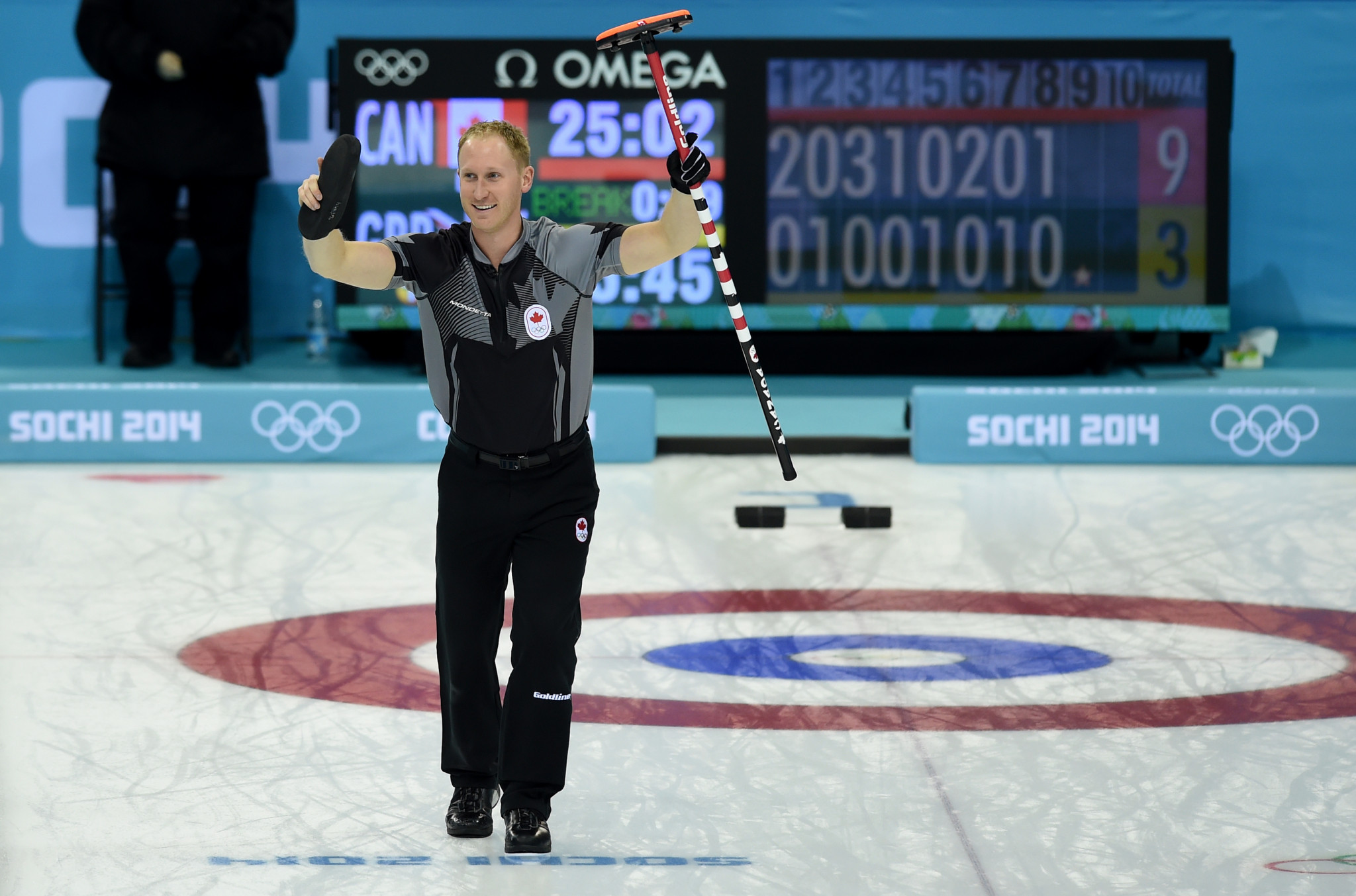 Olympic curling gold medallist Jacobs continues good form at Canadian Open