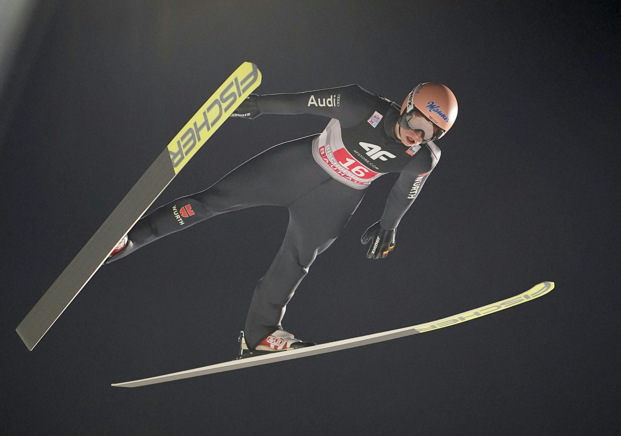 Geiger out to continue superb form at home FIS Ski Jumping World Cup in Titisee-Neustadt