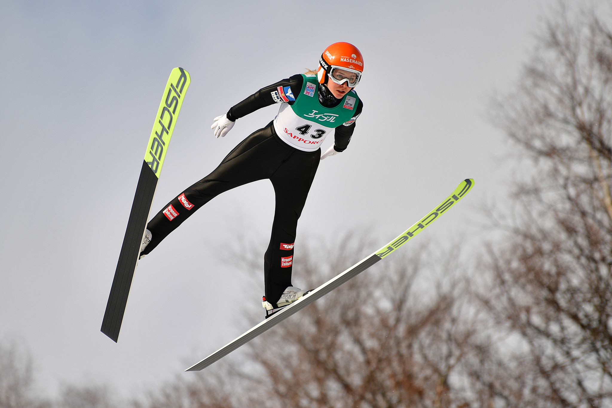 Kramer leads qualifying at FIS Ski Jumping World Cup in Zao