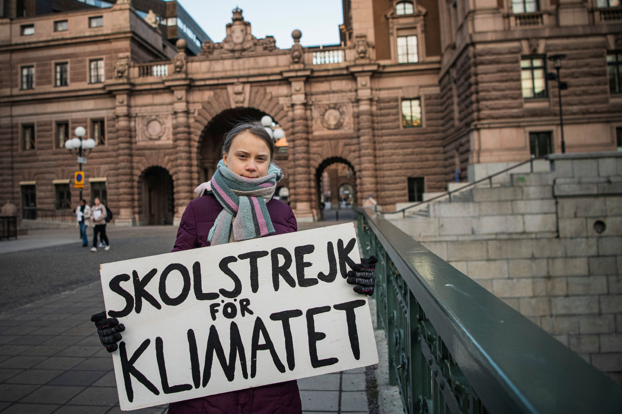 Climate change activist Thunberg to participate in demonstration during Lausanne 2020
