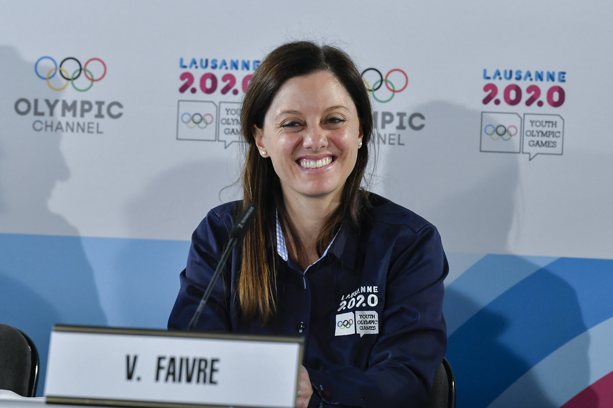 Lausanne 2020 President Virginie Faivre said 170,000 spectators had attended the Games so far ©IOC
