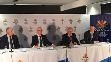 Gold Coast 2018 receive glowing progress report from Commonwealth Games Federation