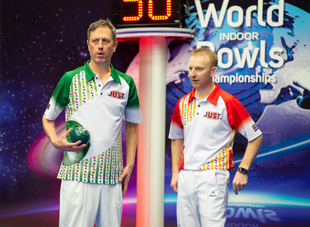 Former champion Brett into second round at World Indoor Bowls Championships
