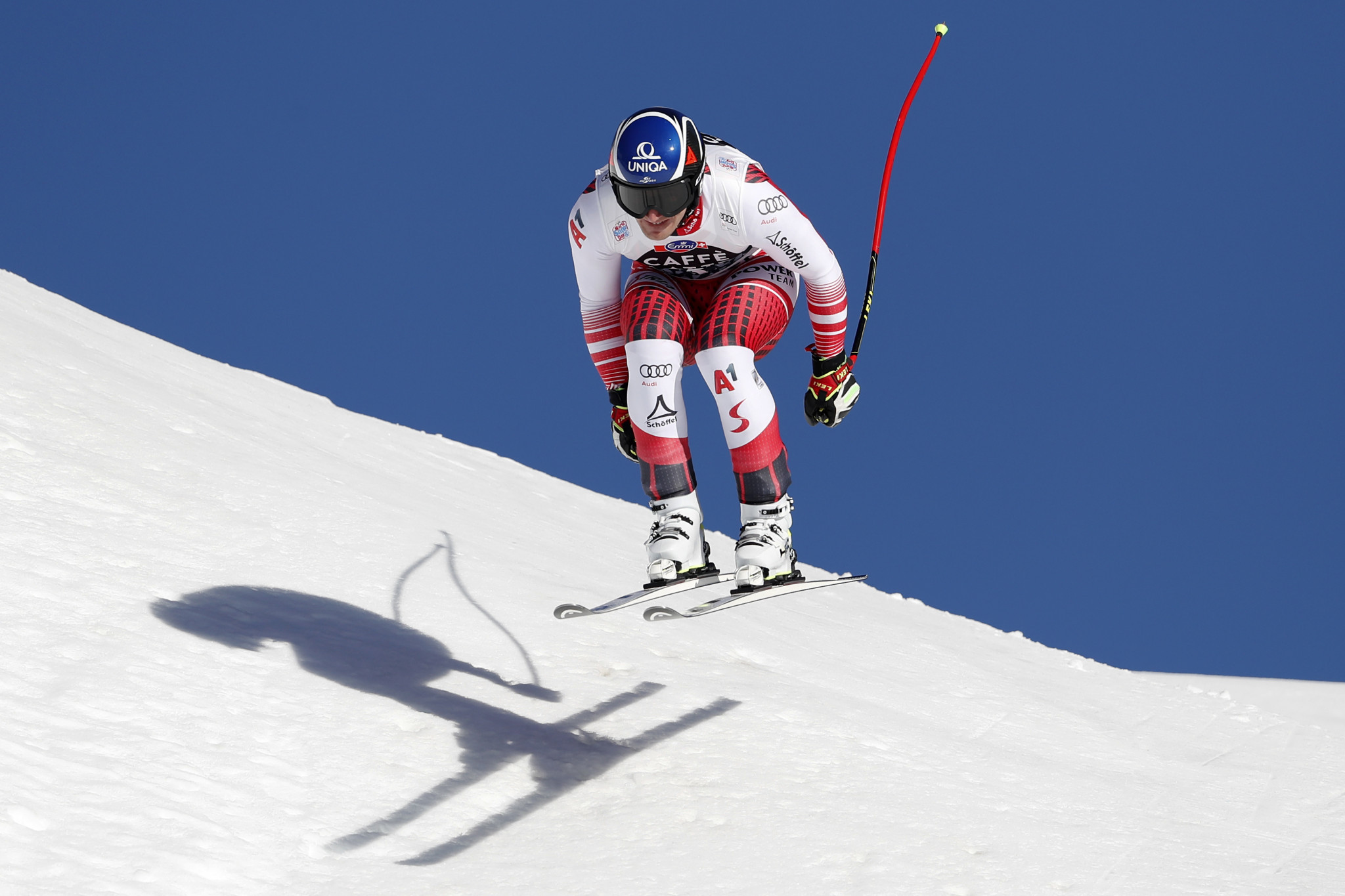Mayer in-form for FIS Alpine Ski World Cup event in Wengen