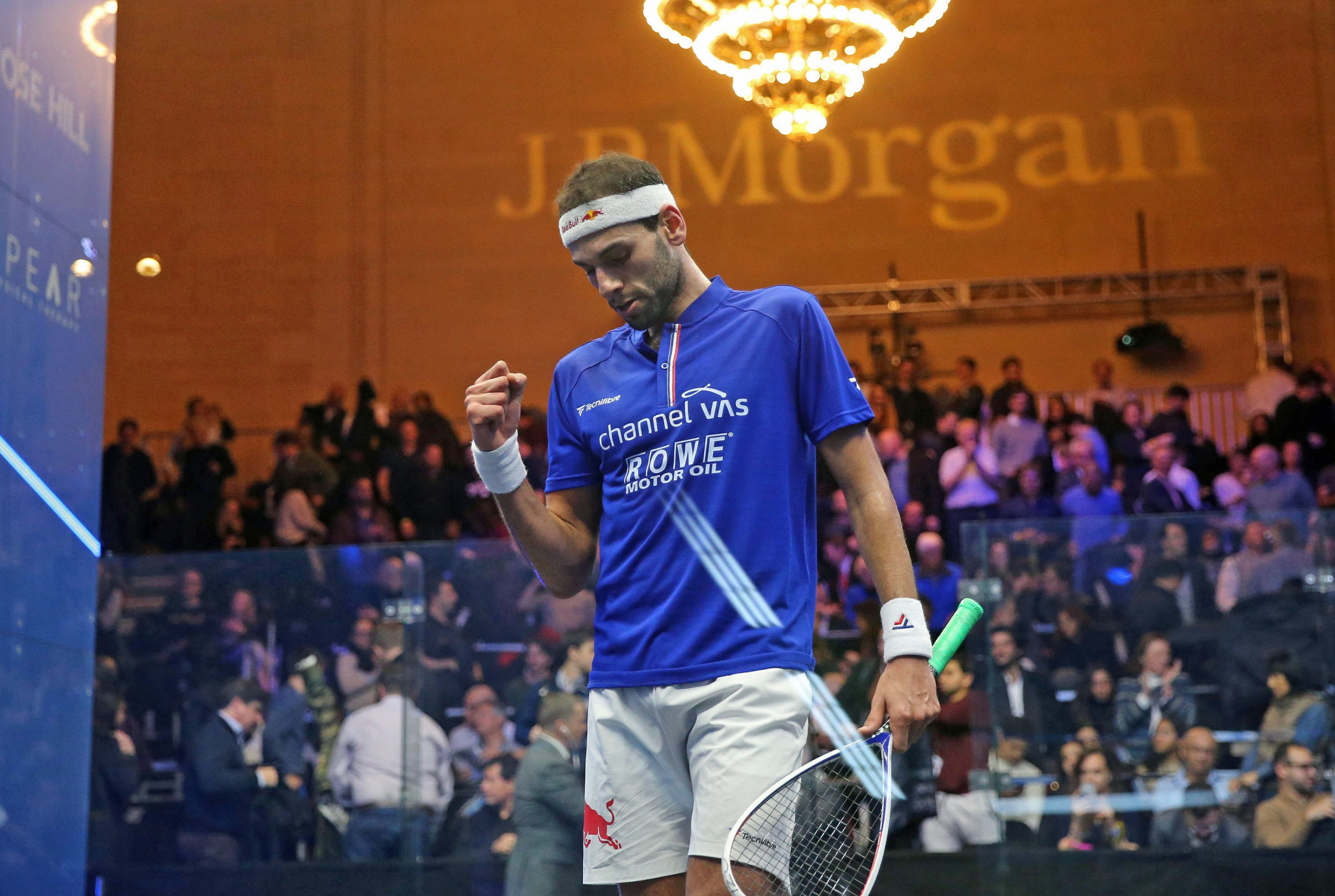 ElShorbagy one win from reclaiming world number one after reaching PSA Tournament of Champions final