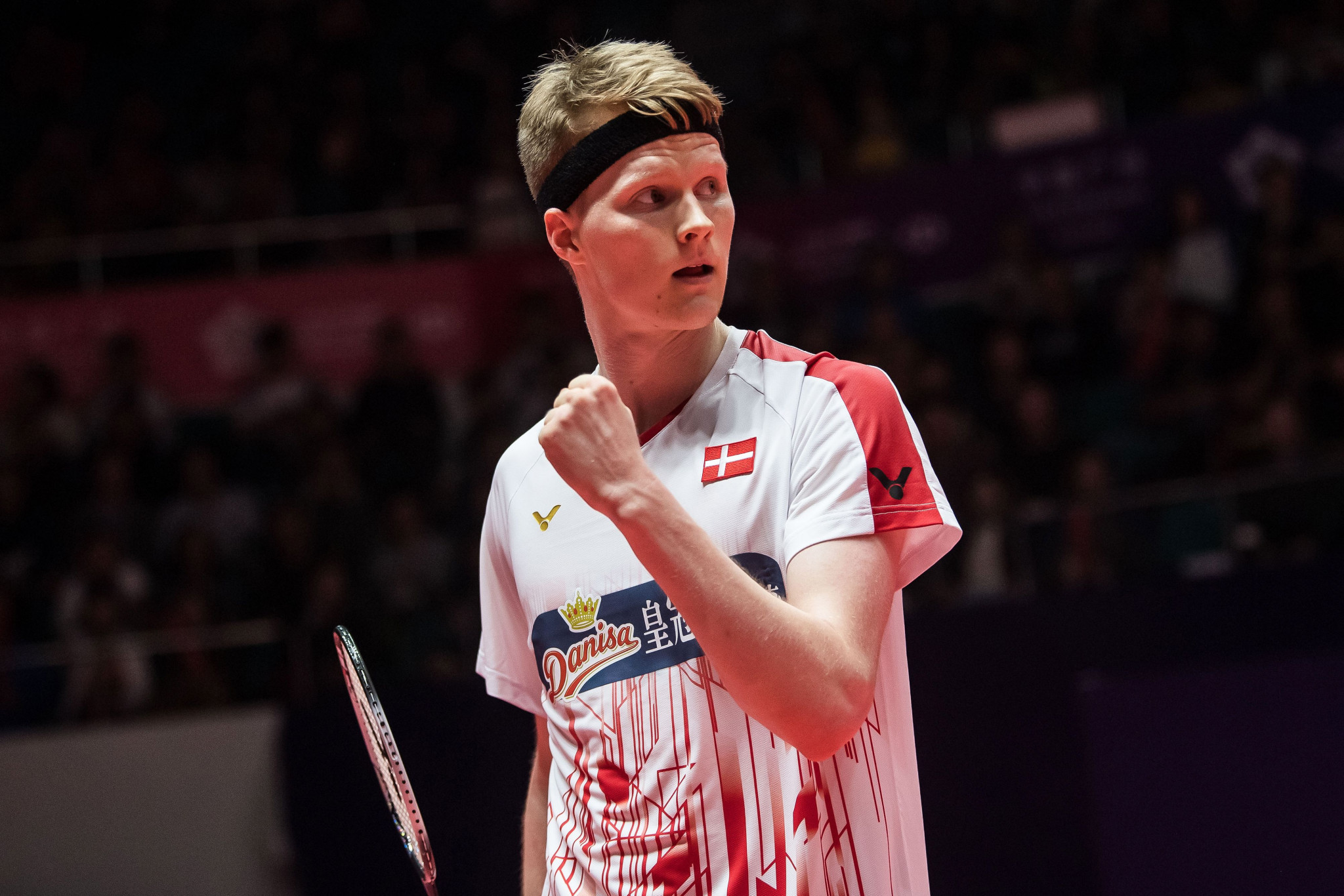 Antonsen ousts home player Christie to reach BWF Indonesia Masters semi-finals