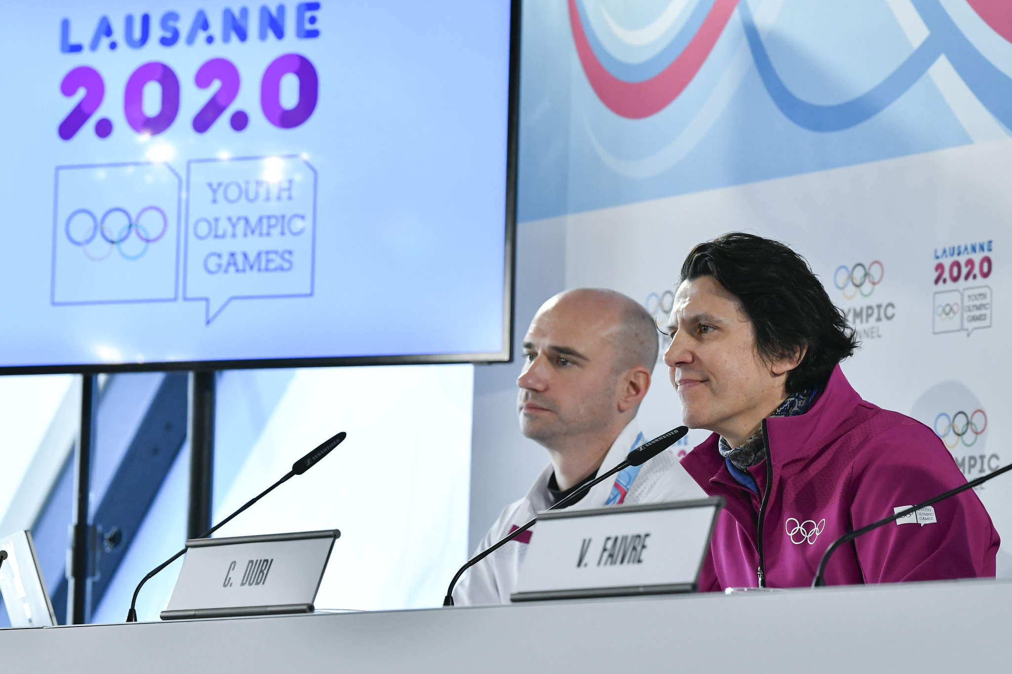 IOC claim open to holding Winter Youth Olympics in new locations