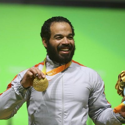 Egypt's three-time Paralympic champion Sherif Osman has already used World Para Powerlifting's new educational channel ©Twitter