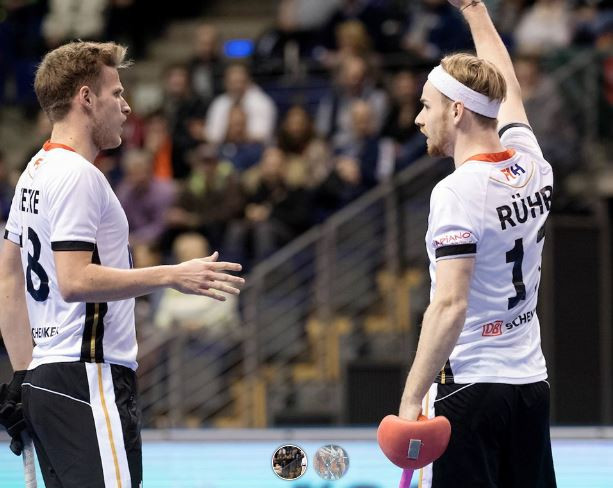 Hosts Germany make superb start to Men's EuroHockey Indoor Nations Championship