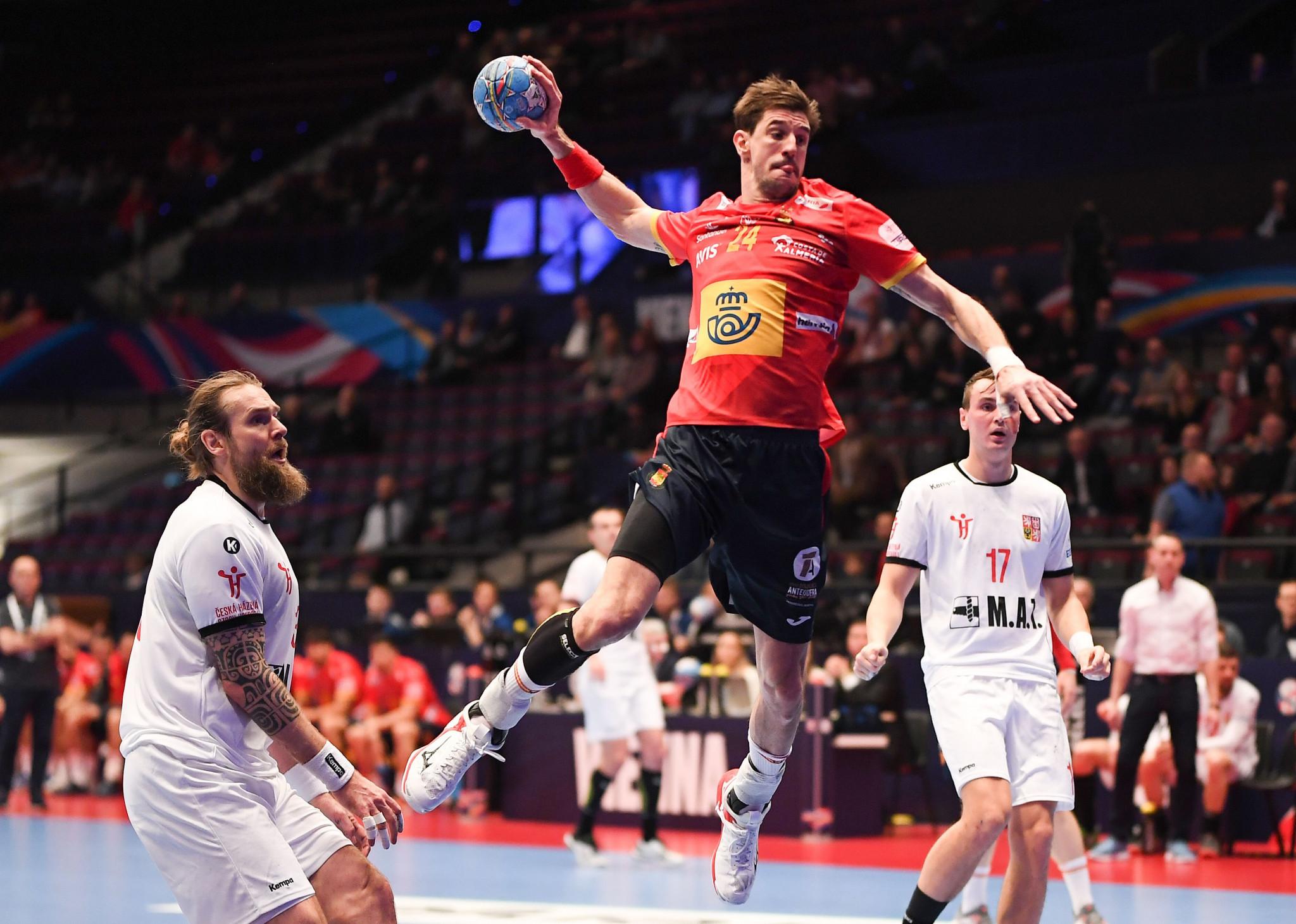 Spain looking good in defence of EHF European Men's Handball Championship
