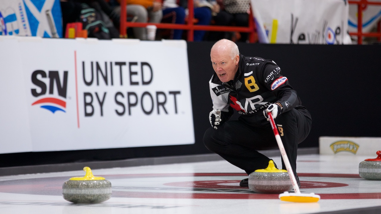 Team Howard continue good form to reach playoffs at curling's Canadian Open