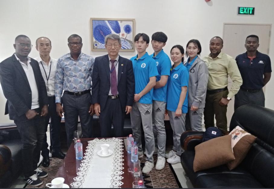 The meeting was a huge success ©Ghana Taekwondo Federation