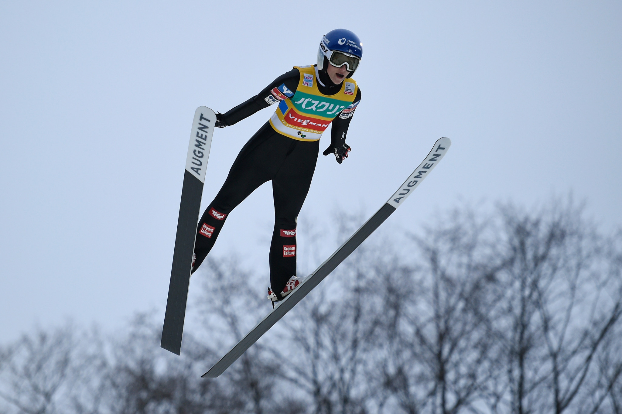 Pinkelnig earns second gold in Zao, as Austrian women take FIS Ski Jumping team title