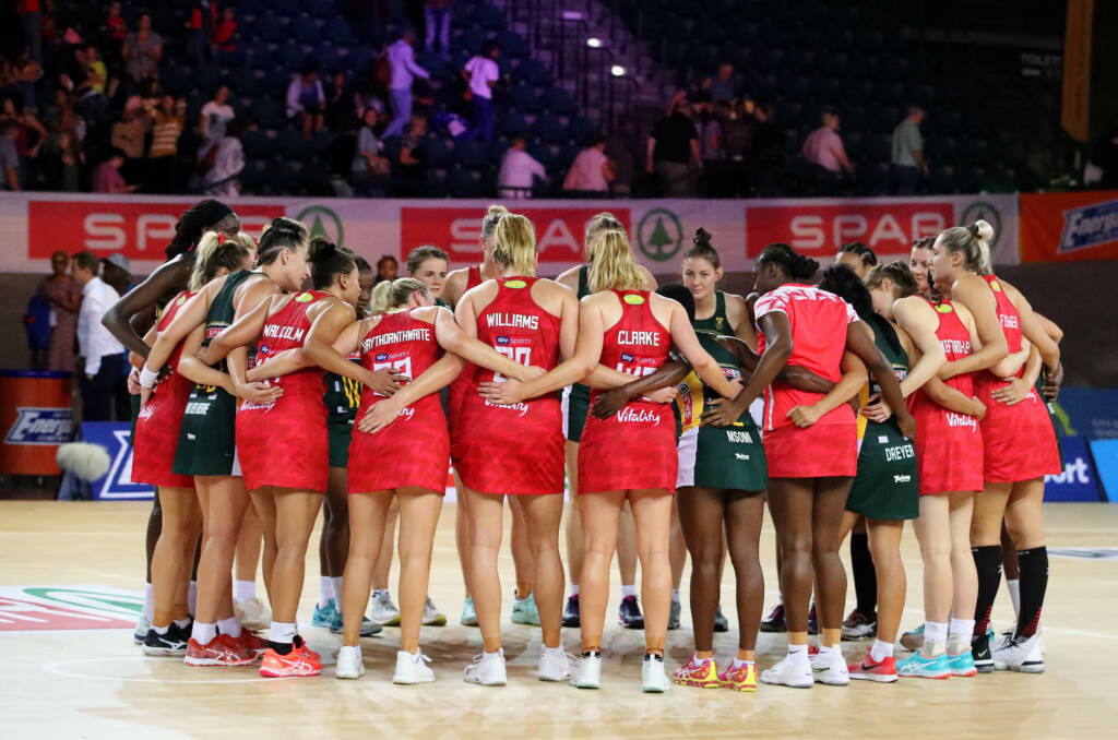Hosts England are among the four teams competing at the inaugural Netball Nations Cup ©England Netball