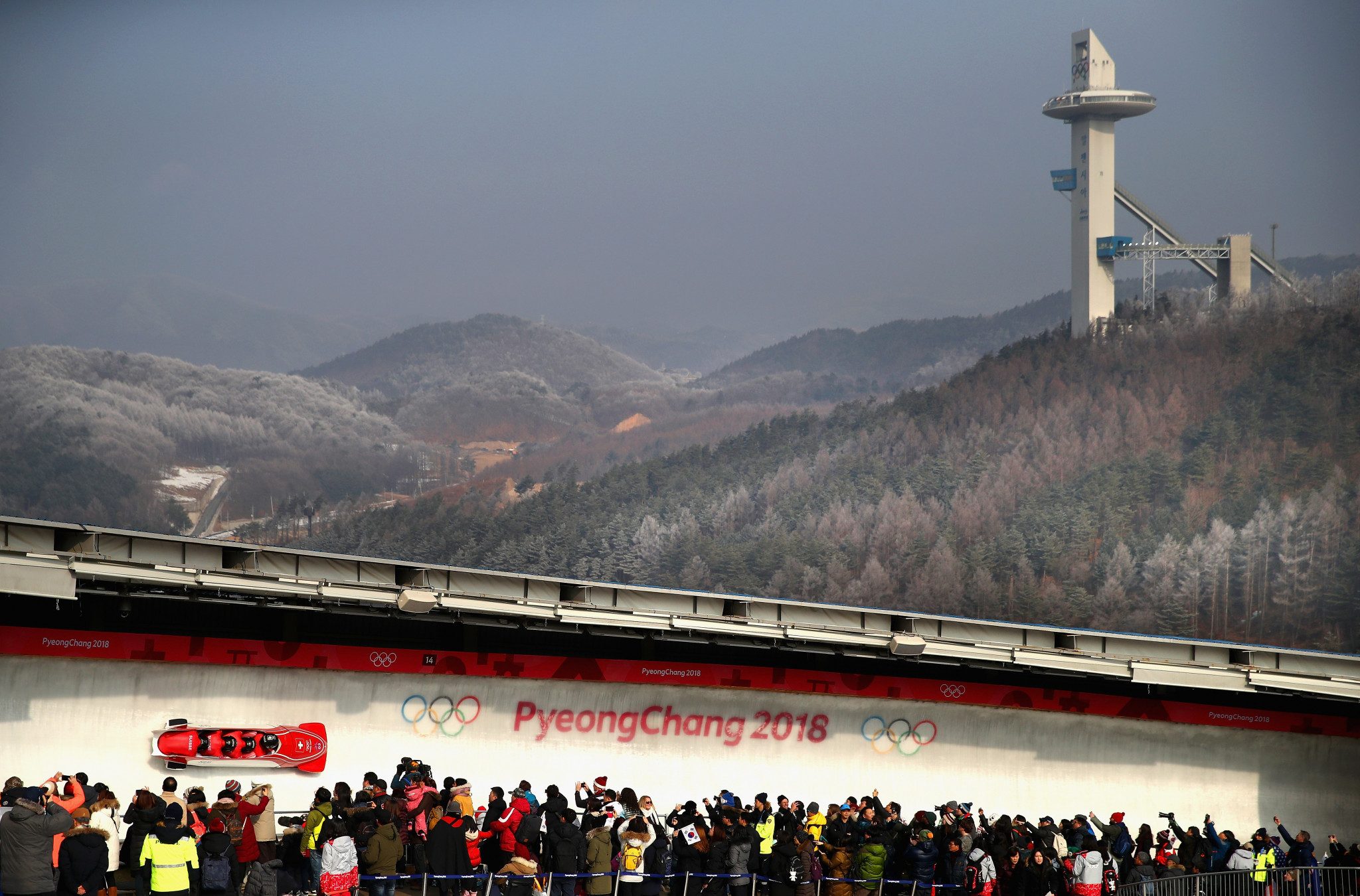 Pyeongchang hosted the Winter Olympics in 2018 but has not hosted a World Cup event since ©Getty Images
