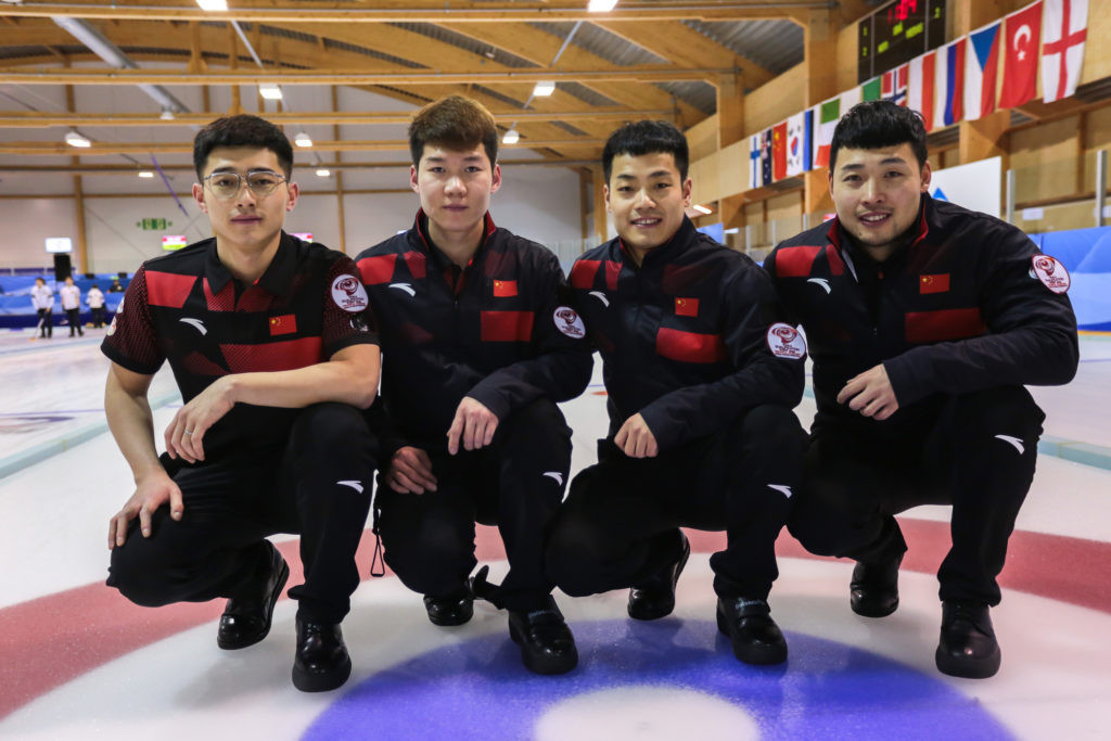 China, Russia, South Korea and Italy secure spots at World Curling Championships
