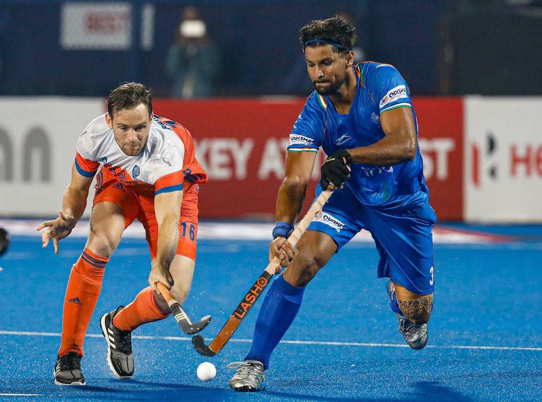 India make winning start to men's FIH Pro League with home win over Netherlands