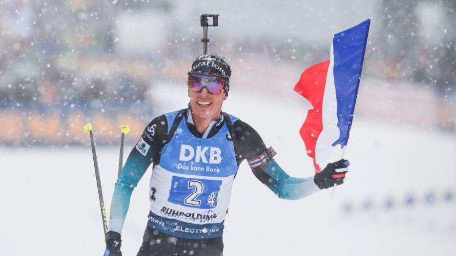Vive la France at IBU World Cup in Ruhpolding