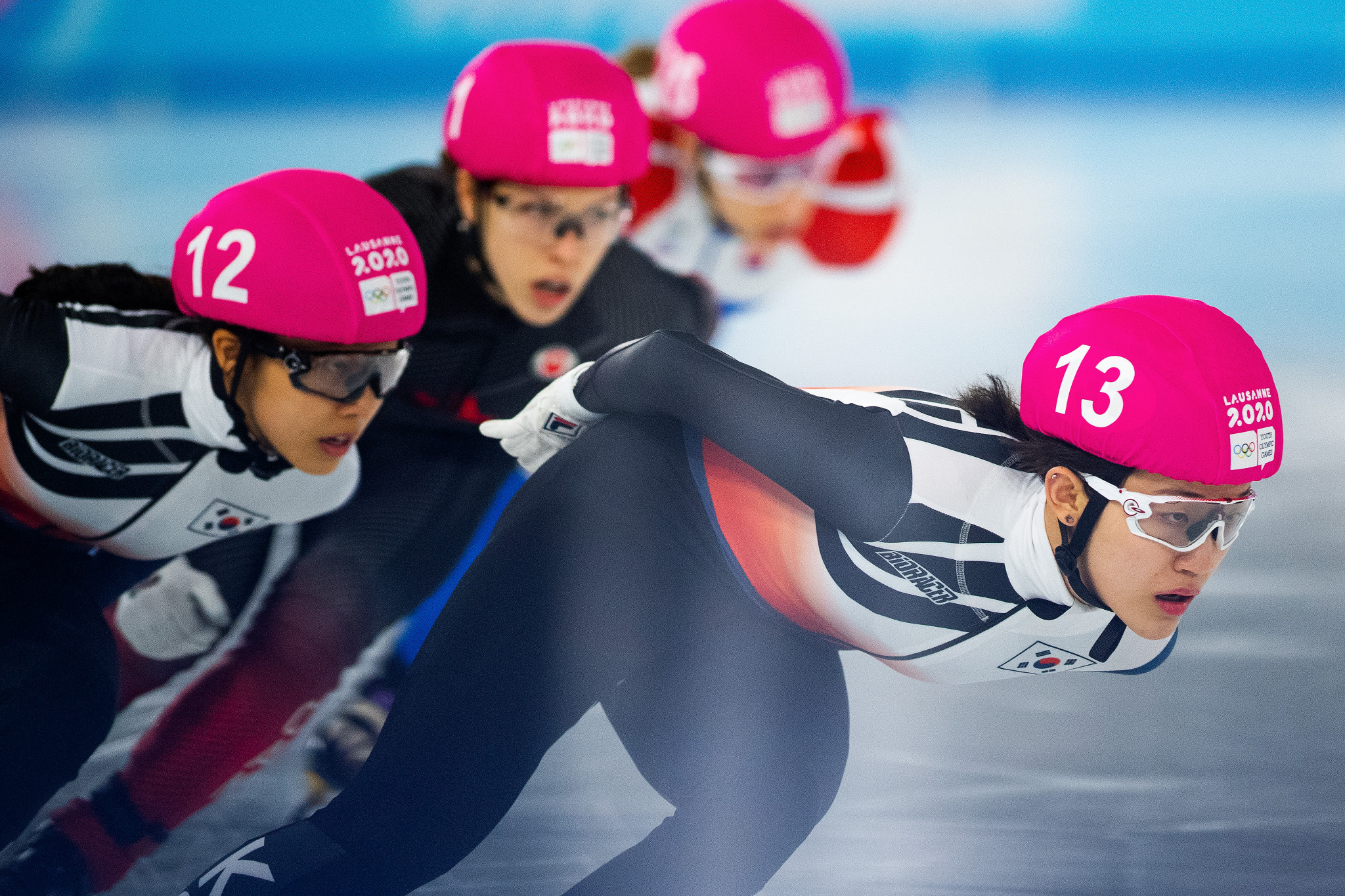 South Korea swept both short track titles on offer as the sport made an impressive entrance at Lausanne 2020 ©Getty Images