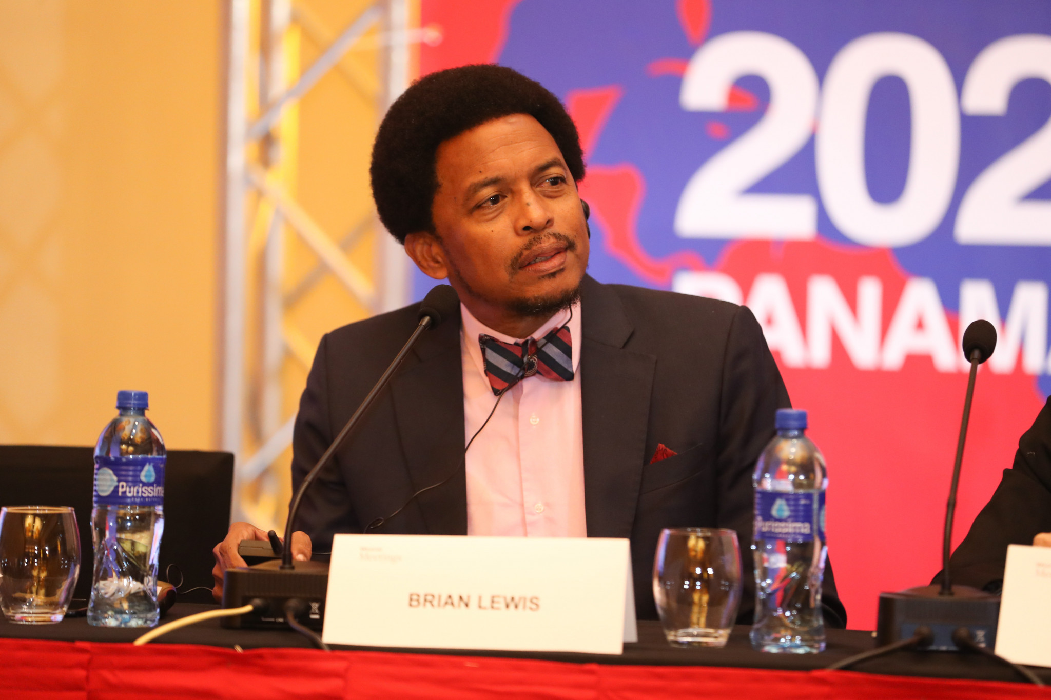 TTOC President Lewis urges AIBA to change culture at Continental Forum