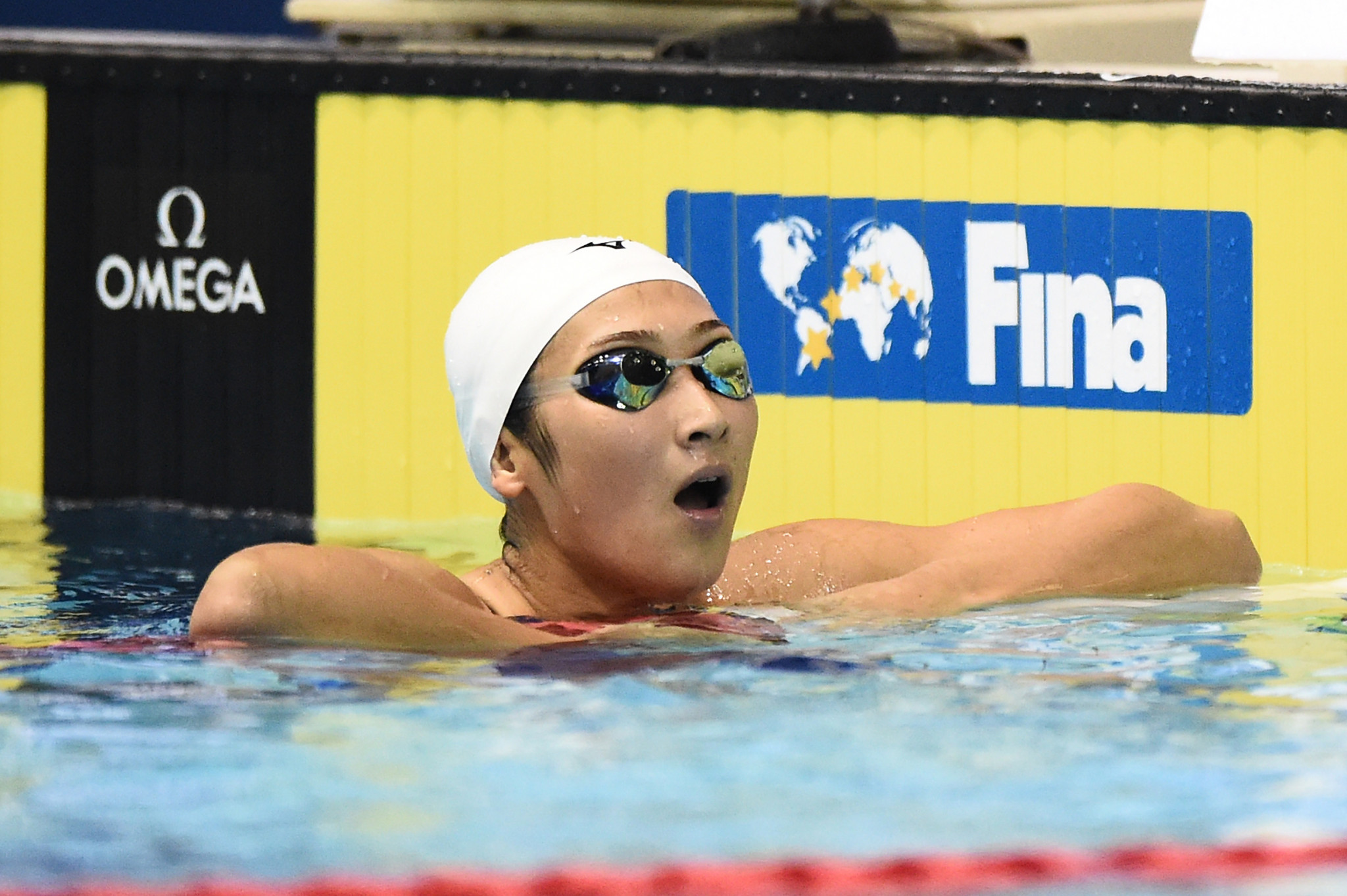 Japanese swimmer Ikee targets Paris 2024 after recovering from leukemia