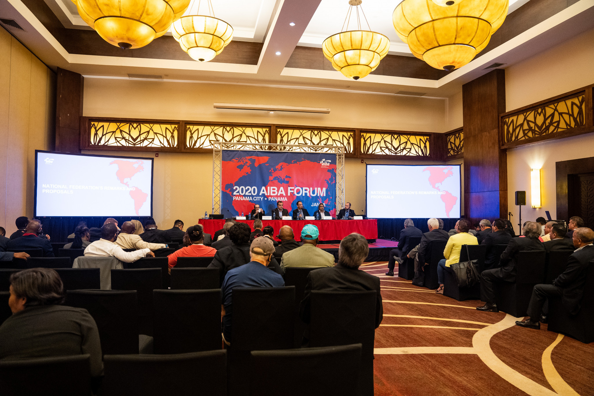 Four more Continental Forums are planned in the coming months ©AIBA