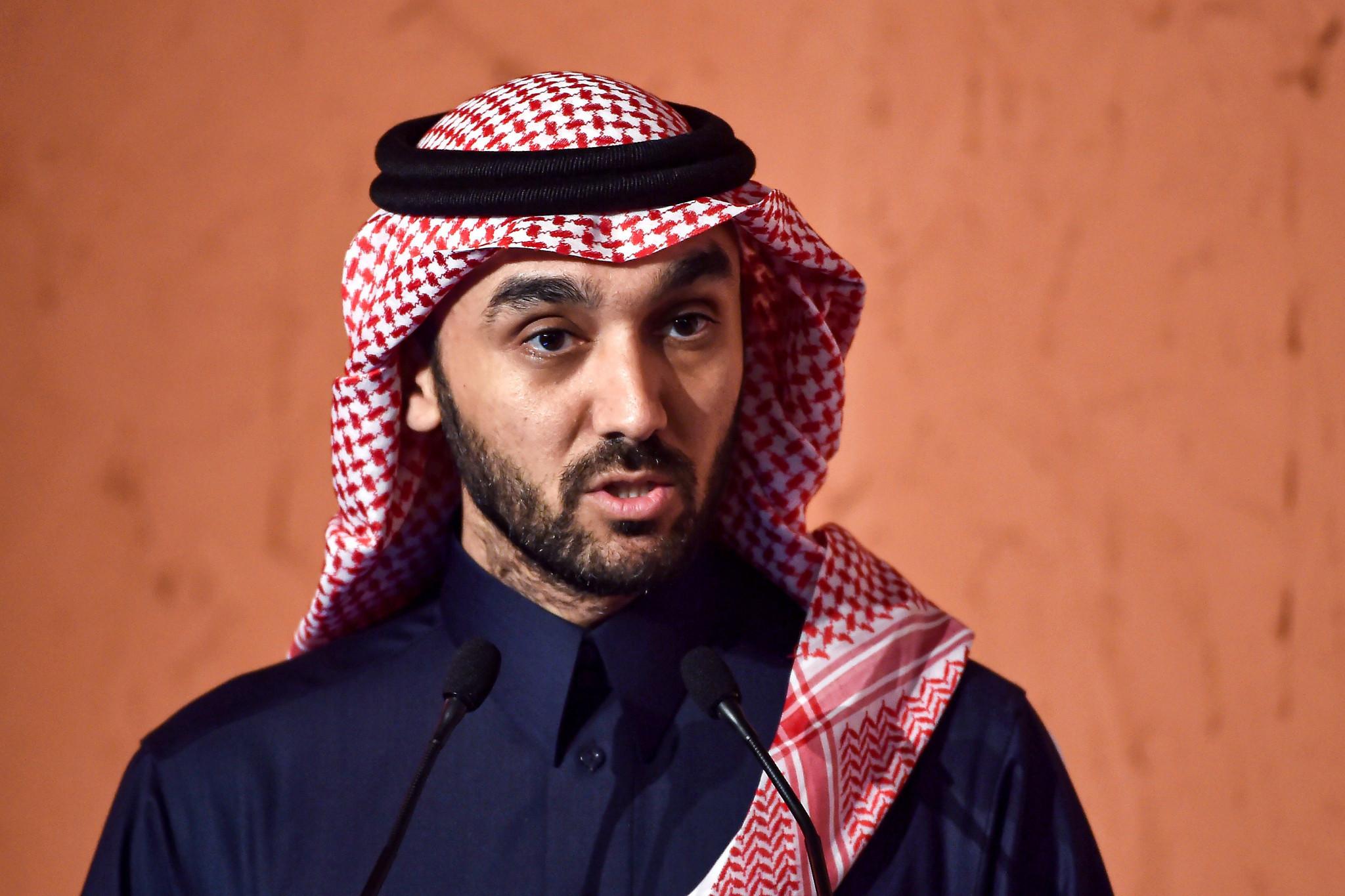 Prince Abdulaziz bin Turki al-Saud is at the centre of Saudi Arabia's sporting ambitions ©Getty Images