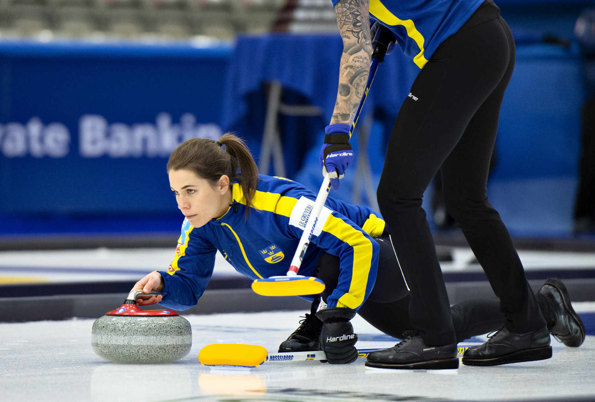Hasselborg and Jacobs close to third consecutive Grand Slam of Curling titles at Canadian Open