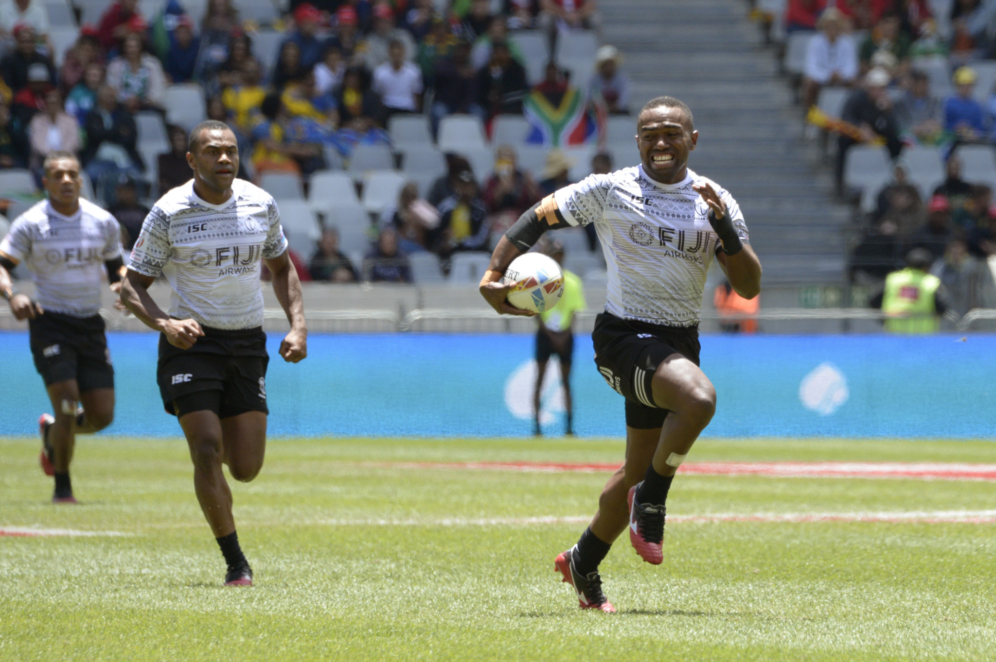 Fiji's rugby sevens teams are the only athletes to have confirmed a place at Tokyo 2020 ©Getty Images