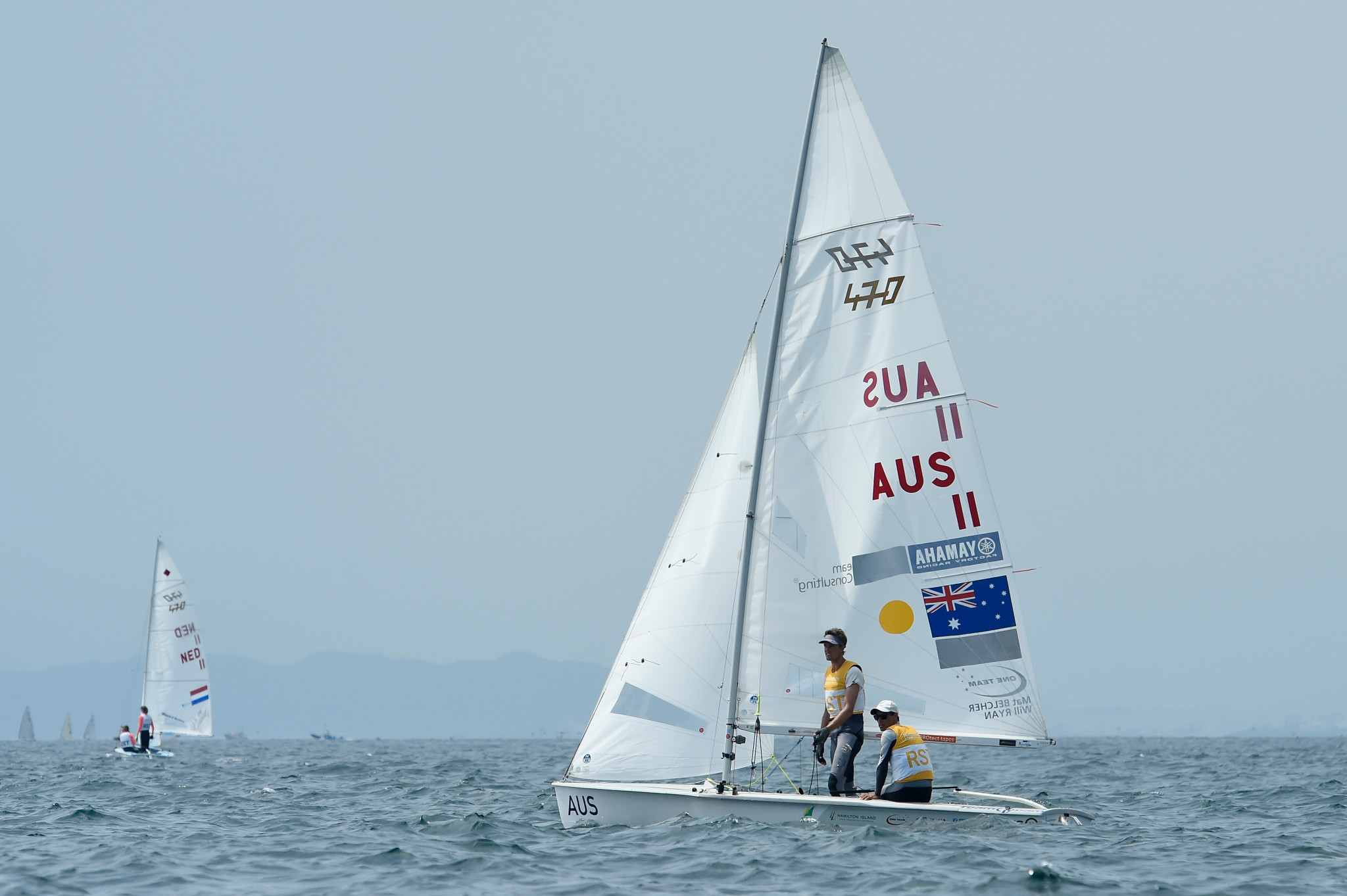 Strong field gathers for Sailing World Cup in Miami as North Americans eye Tokyo 2020 berths