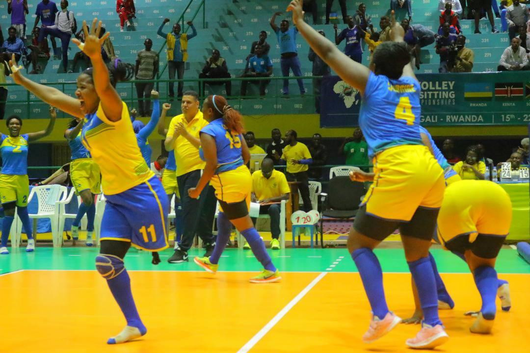 Rwanda will play in a second Paralympic Games ©RPC