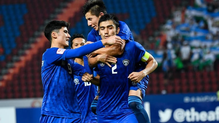 Uzbekistan on course for first Olympics after reaching AFC Under-23 Championship semi-final