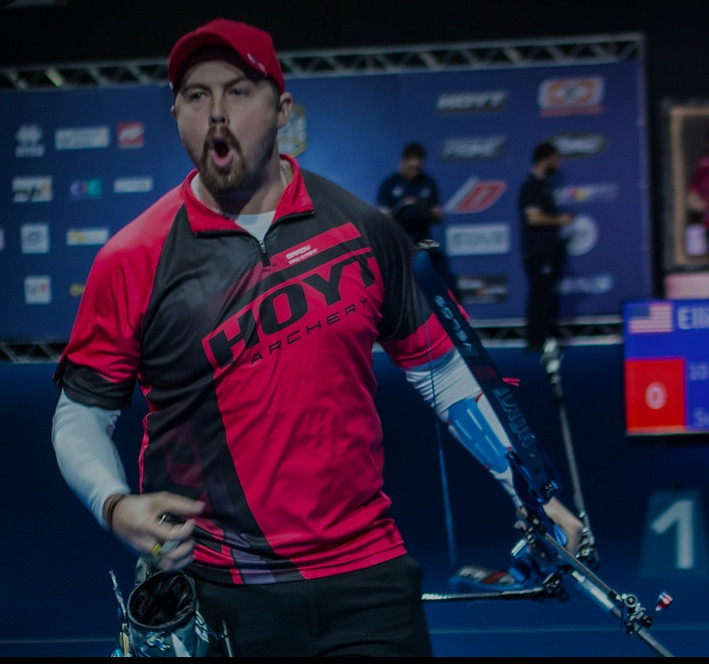 Double gold for US world champions Ellison and Gellenthein at Indoor Archery World Series in Nimes