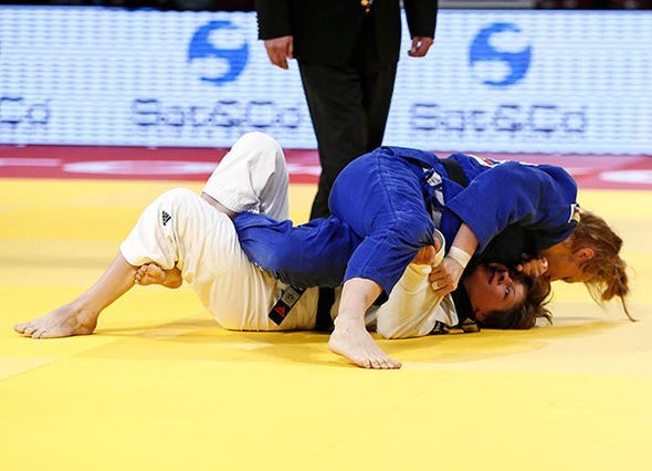 Germany's Trajdos claims surprise victory on day two of IJF Tokyo Grand Slam
