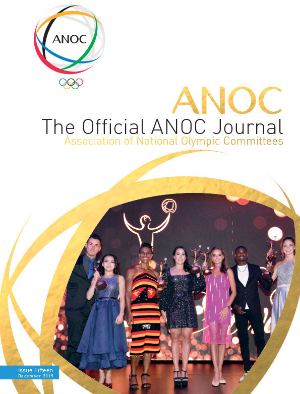 The Official ANOC Journal - Issue 15