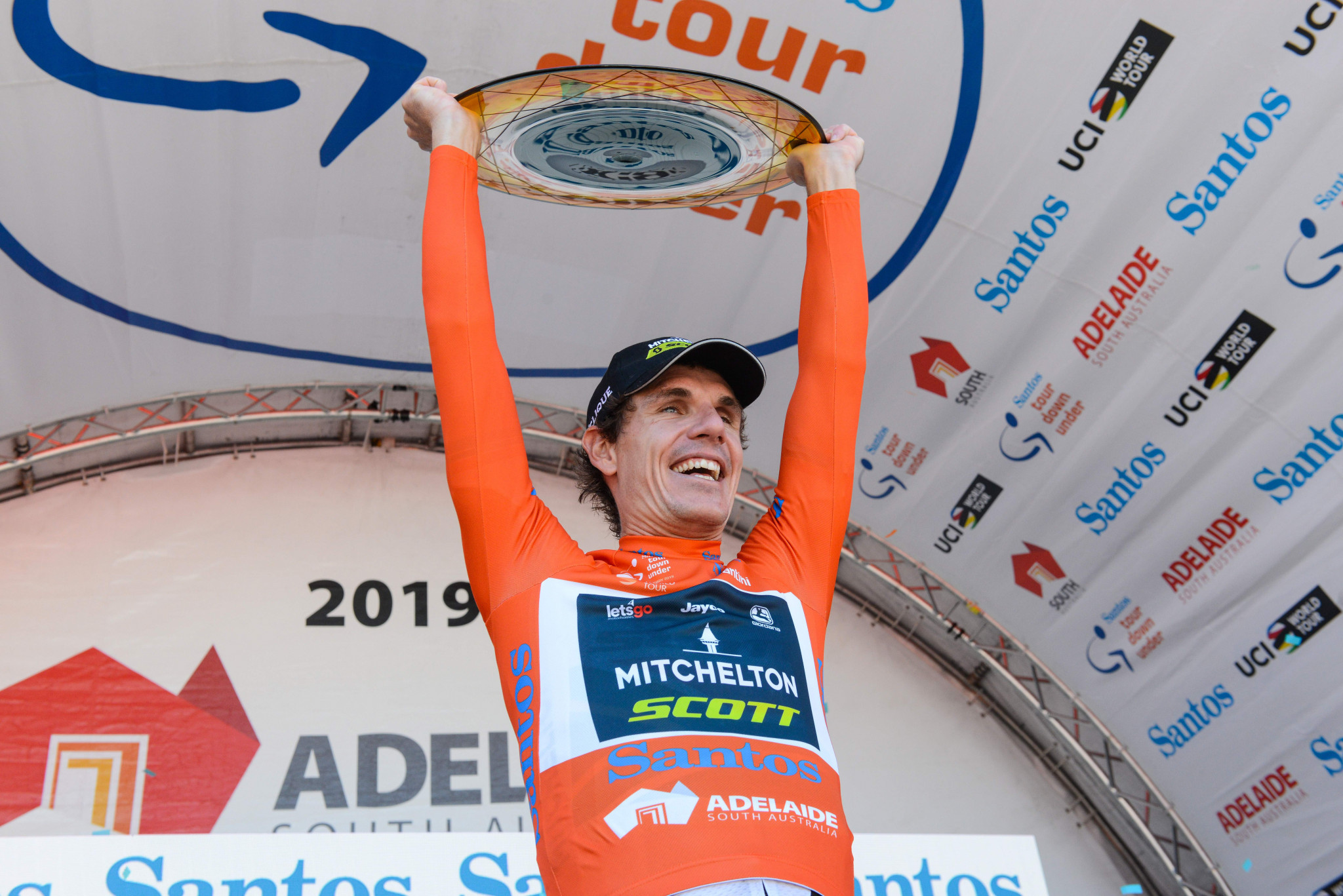 Impey targets third consecutive Tour Down Under title