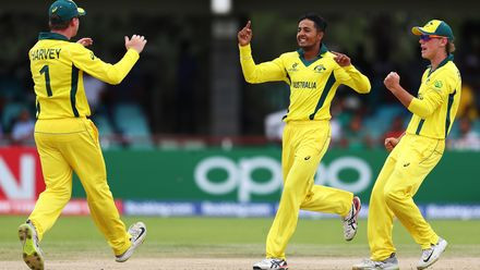 Australia thump Nigeria by 10 wickets at ICC Under-19 World Cup