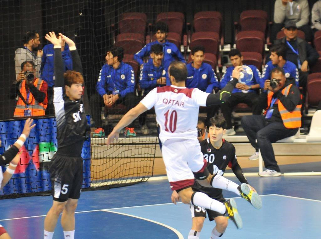 Holders Qatar see off South Korea at Asian Men's Handball Championship