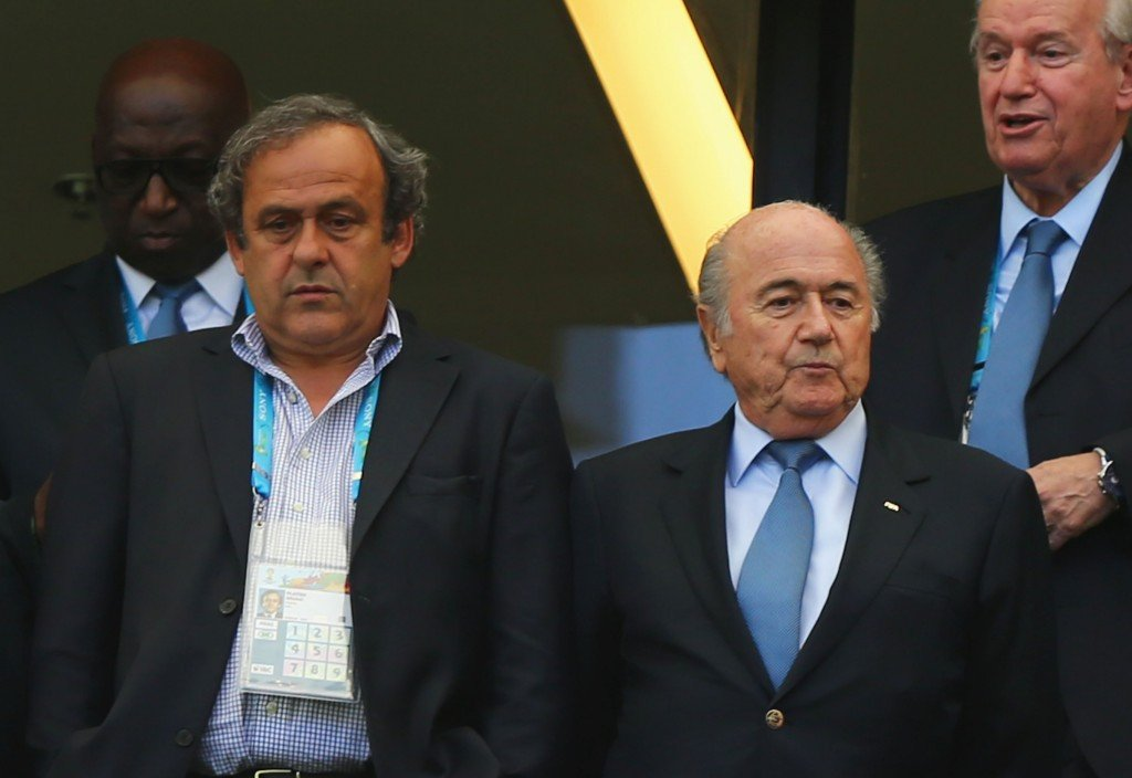 Blatter and Platini to face FIFA hearings on December 16