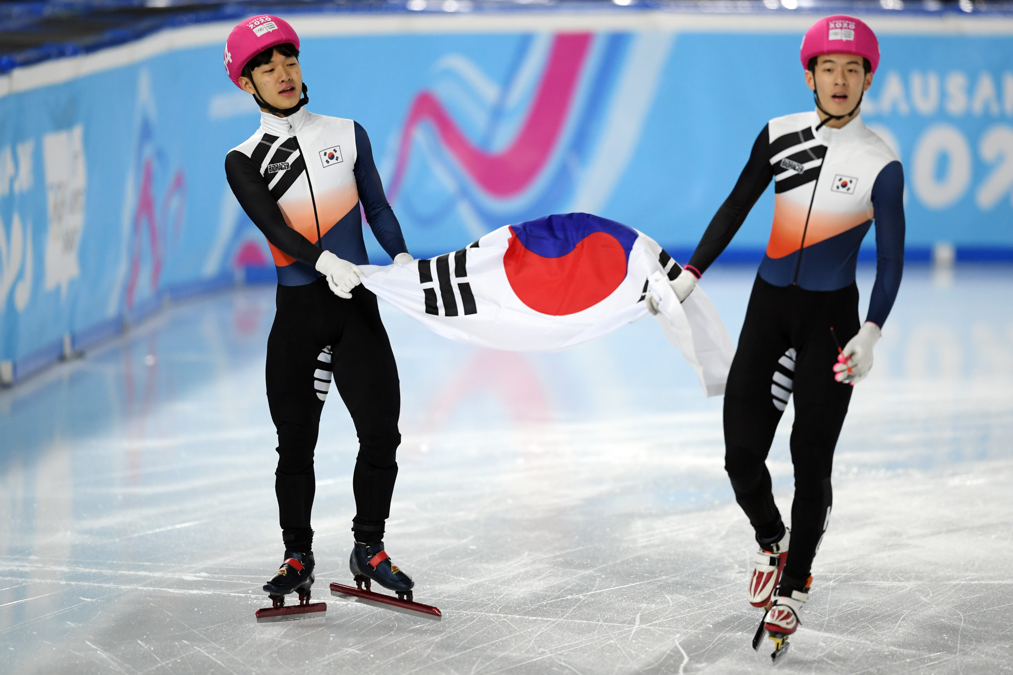 Short track Lausanne 2020 gold rush continues for South Korea
