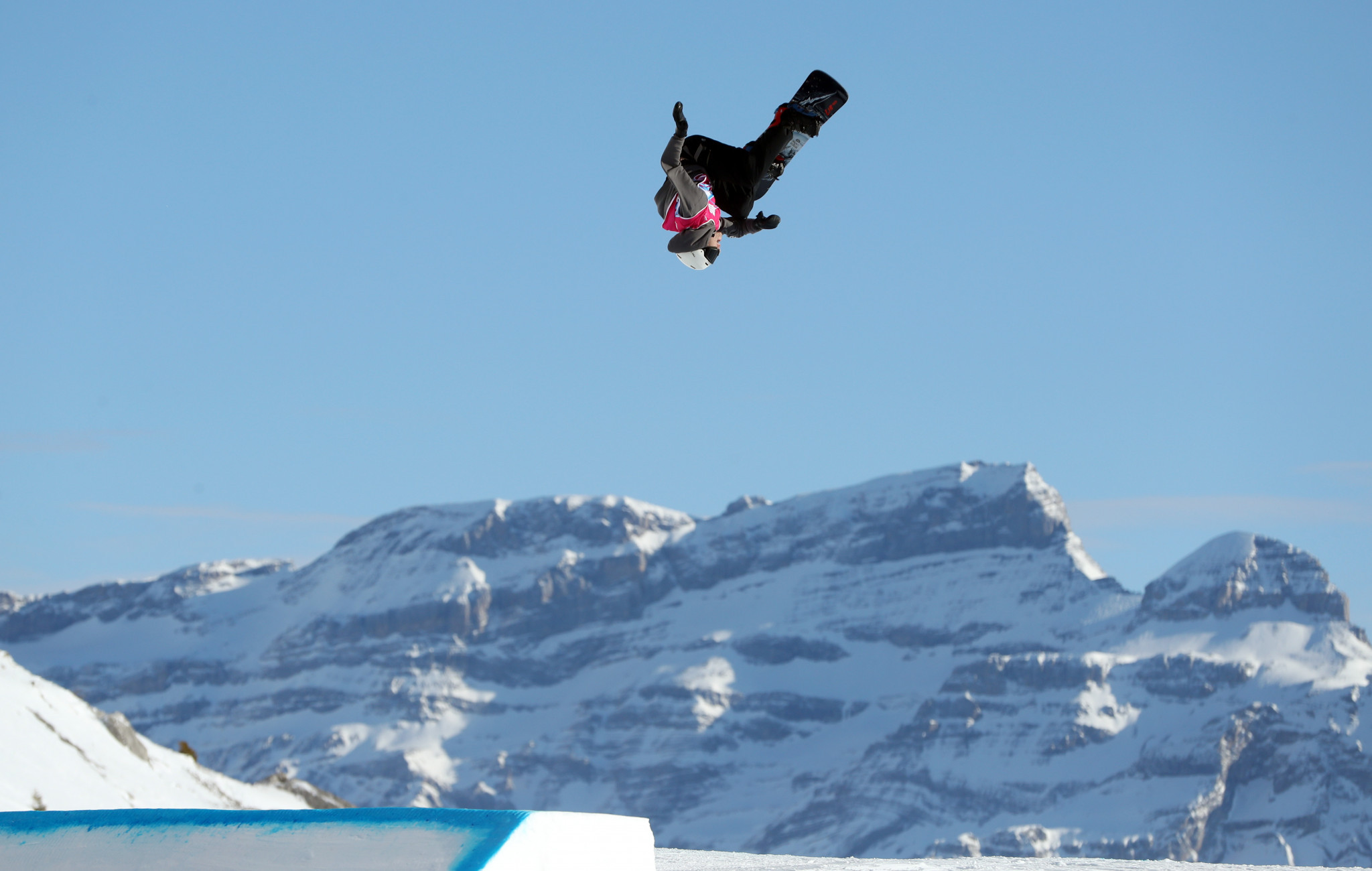 Four snowboard gold medals were on offer on day 11 ©Getty Images