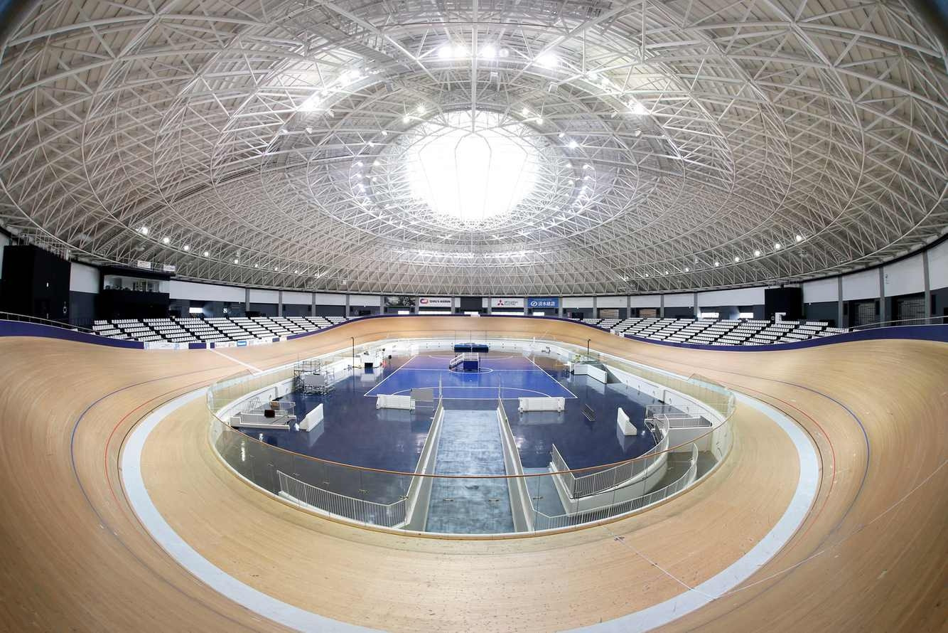 The Japan Keirin Autorace Foundation will provide financial support for the maintenance of the Izu Velodrome, the Tokyo 2020 track cycling venue located 150 kilometres outside the Japanese capital ©Tokyo 2020