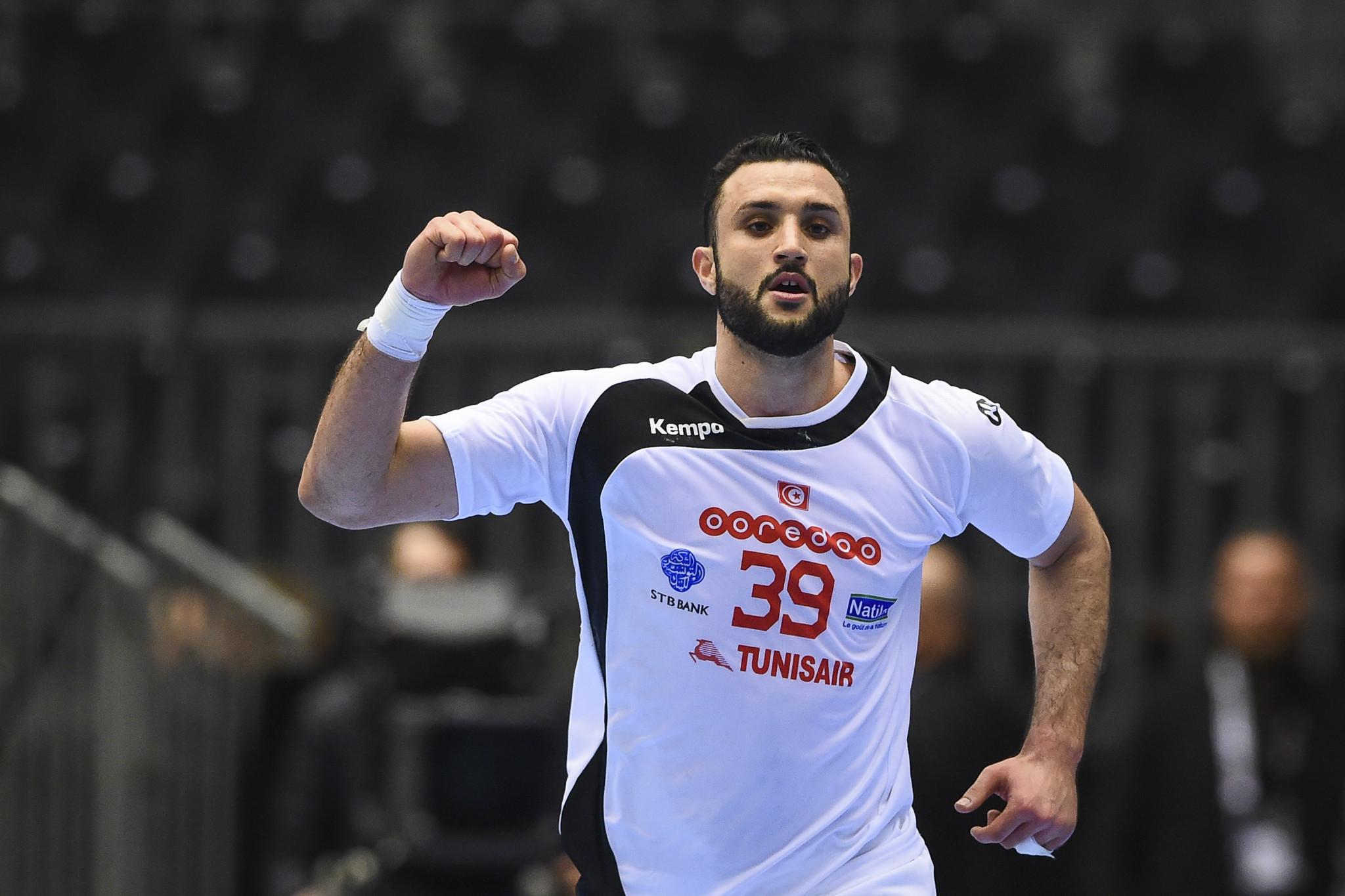 Hosts Tunisia reach African Men's Handball Championship semi-final