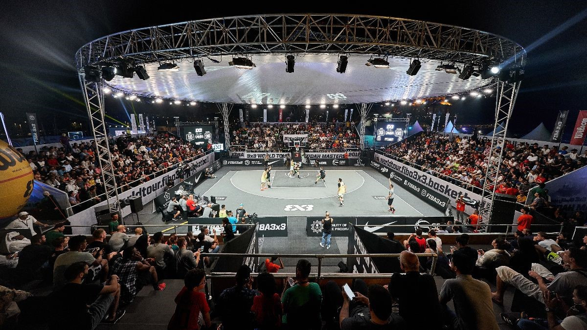 Riyadh to host 2020 FIBA 3x3 World Tour final