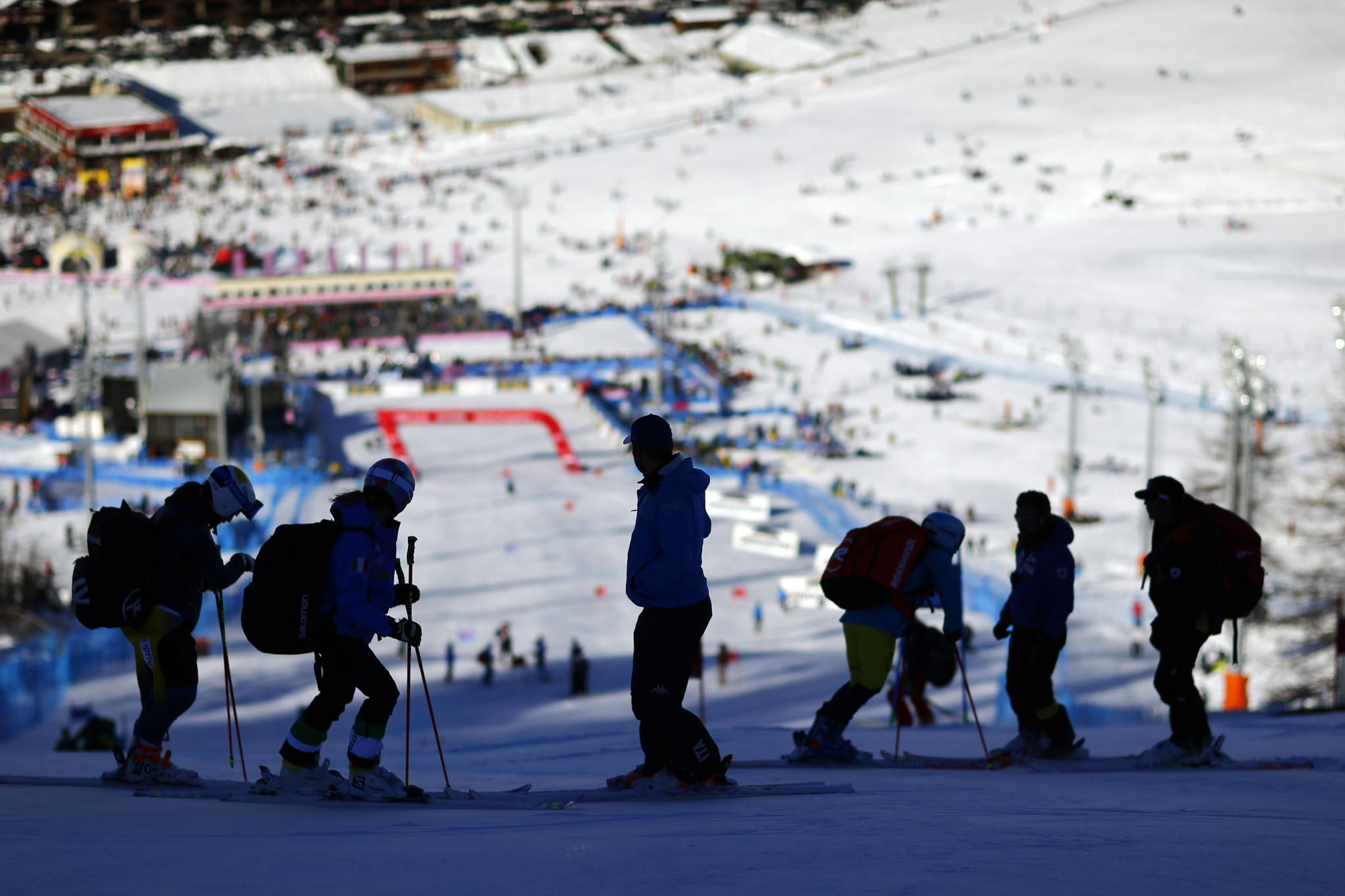 Sestriere to bid for 2029 FIS Alpine World Ski Championships