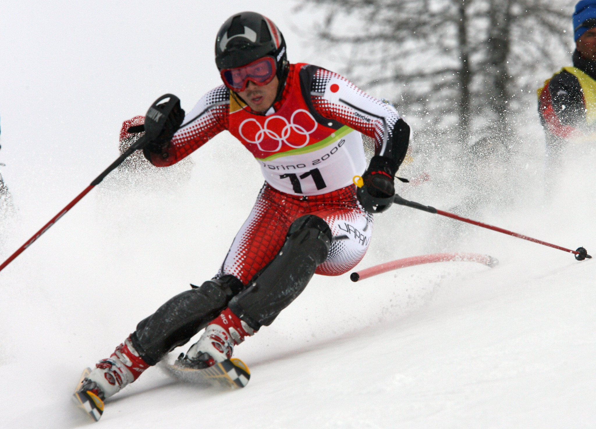 Sestriere was one of the main venues for the 2006 Winter Olympic and Paralympic Games in Turin ©Getty Images