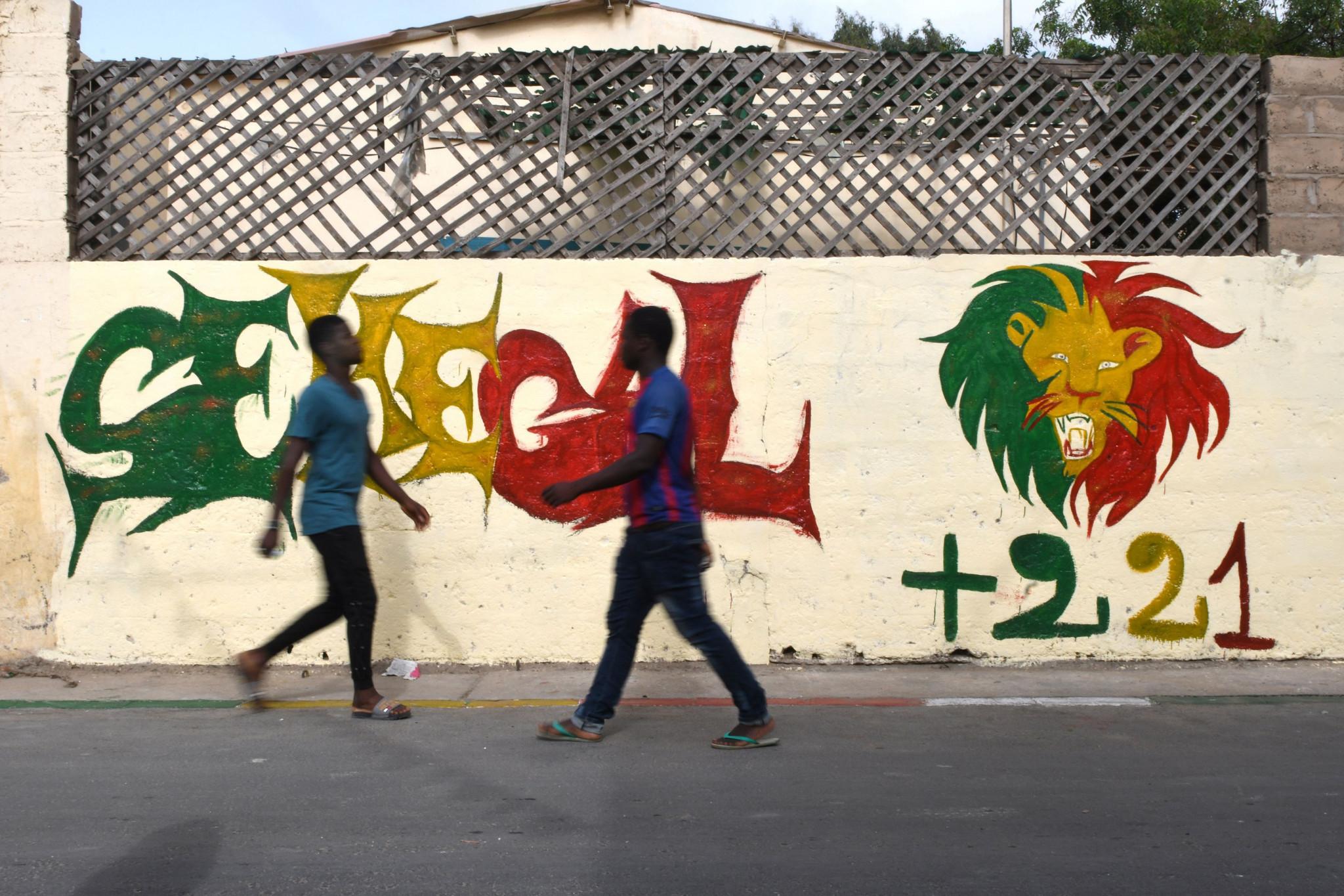 Senegal will host the Dakar 2022 Summer Youth Olympic Games ©FISU
