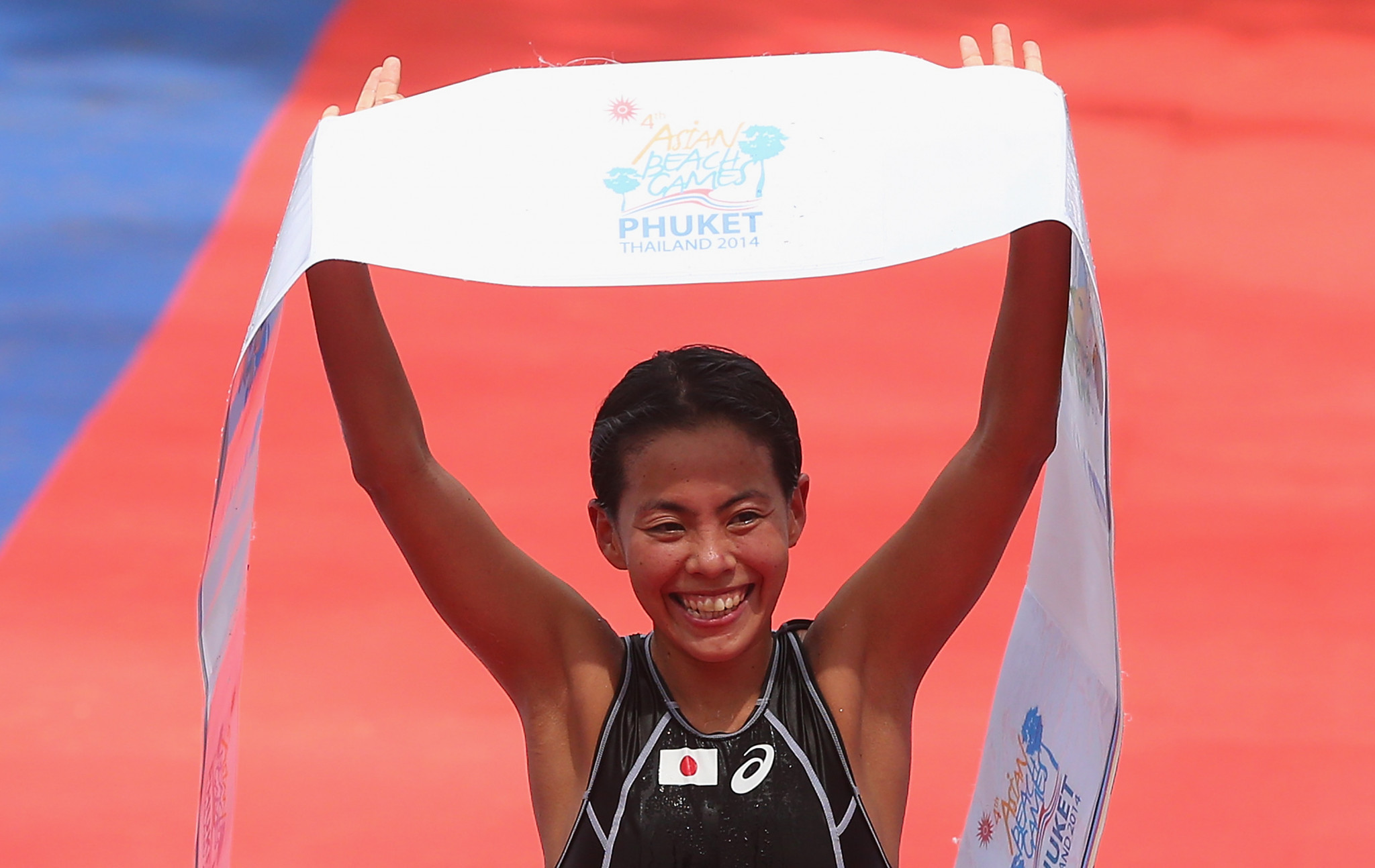Ueda joins ITU Executive Board as athlete representative