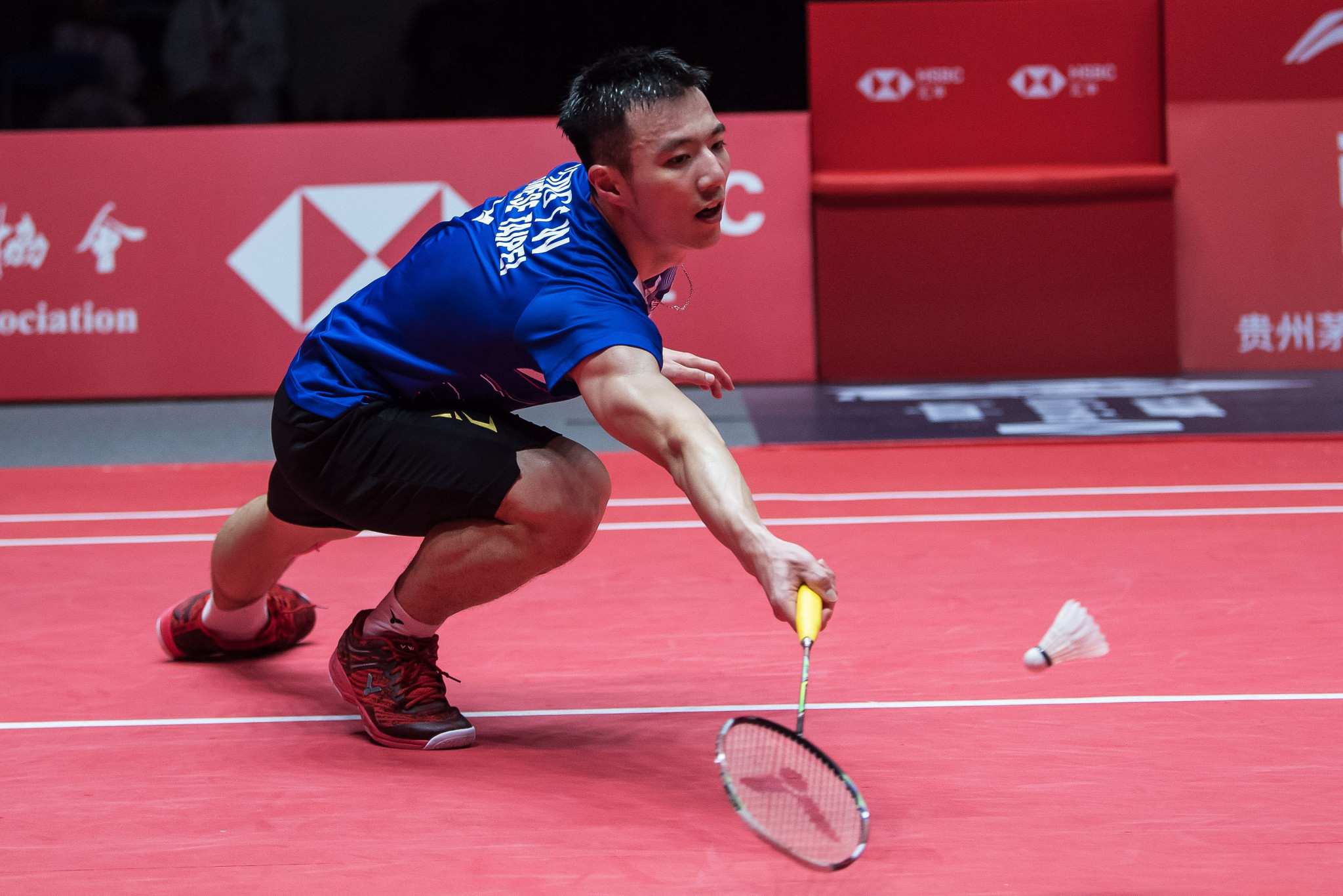 Eighth seed Wang Tzu-wei will face fellow Taiwanese Lin Yu-hsien in round one of the men's singles event ©Getty Images