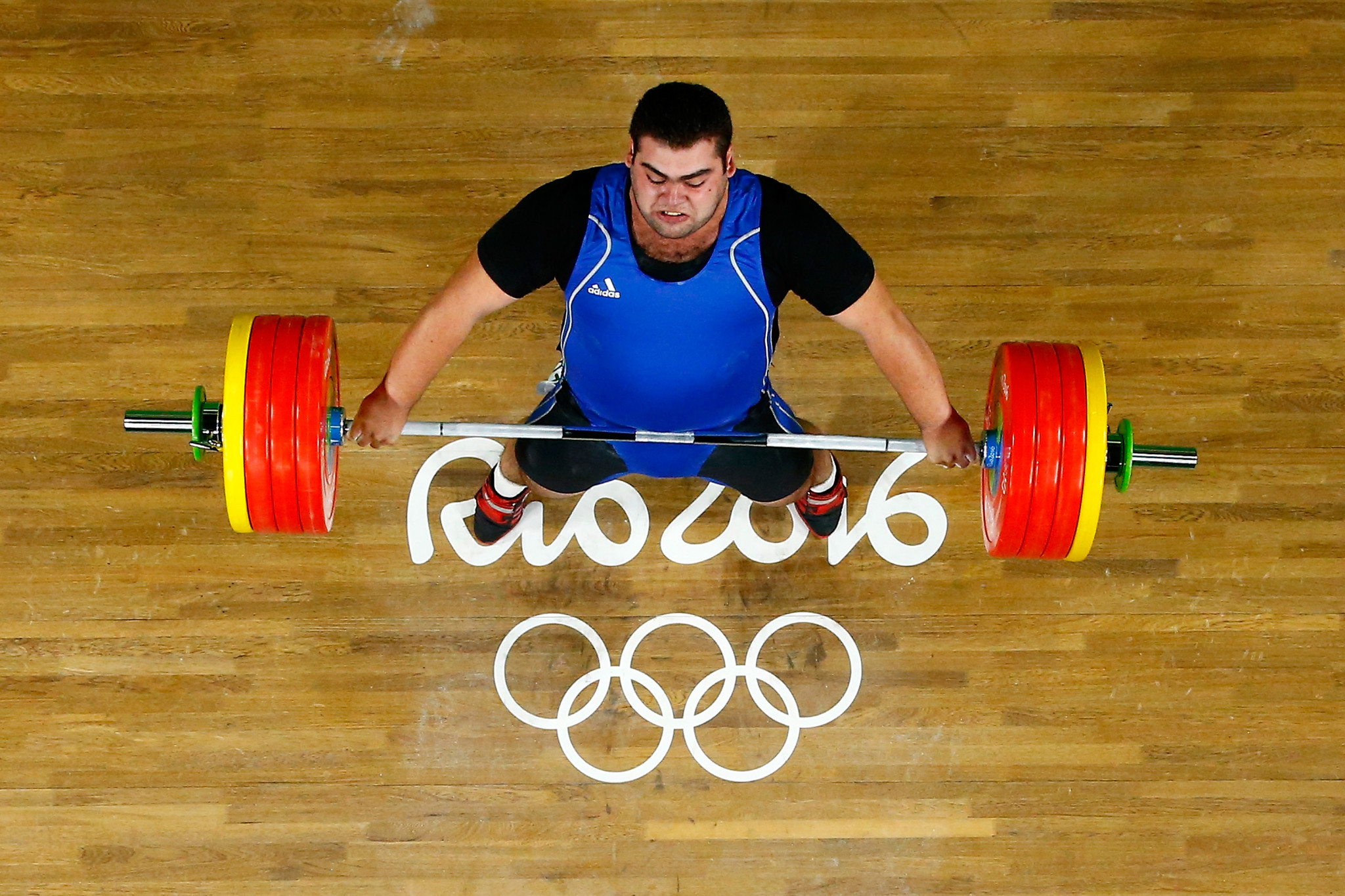 Weightlifting's position on the Olympic programme has been saved for now - but there are fears it could come under threat again if the current scandal is not dealt with quickly and properly ©Getty Images